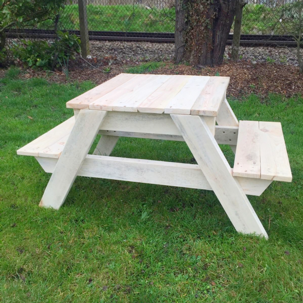 Early Years Small Picnic Table